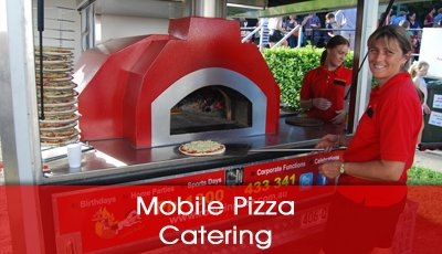Mobile Pizza Catering Brisbane