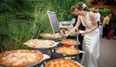 RoamIn Pizza Wedding